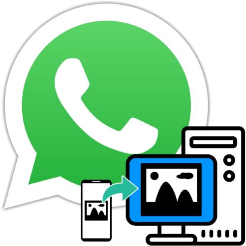 Копируем фото из чатов WhatsApp для Android и iOS на ПК