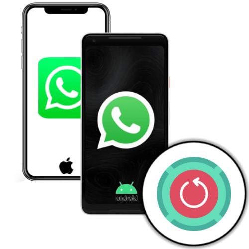 Перезагрузка мобильных версий мессенджера WhatsApp
