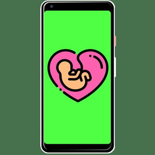 Приложения для беременных в Android