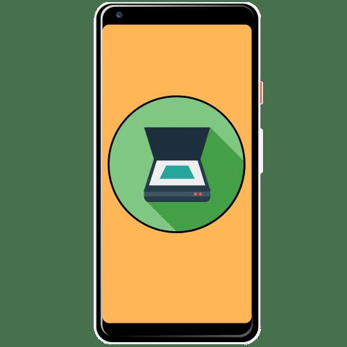 Приложения для сканирования документов на Android