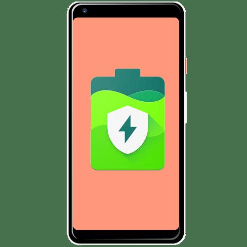 Приложения с виджетами батареи для Android