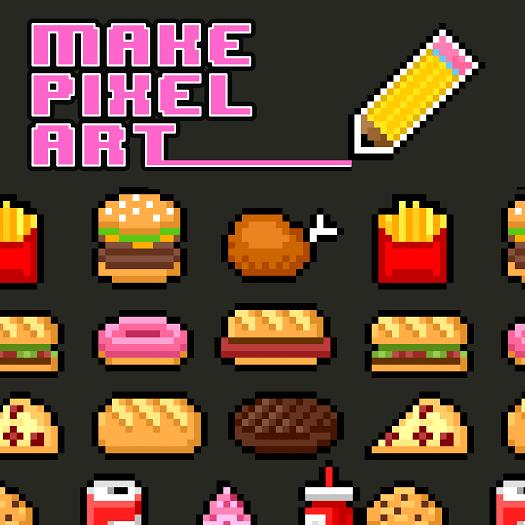 Программы для создания пиксель-артов