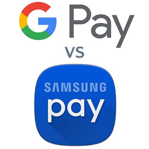 Сравнение Google Pay и Samsung Pay